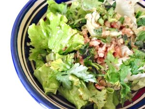 Salade-verte-aux-noix