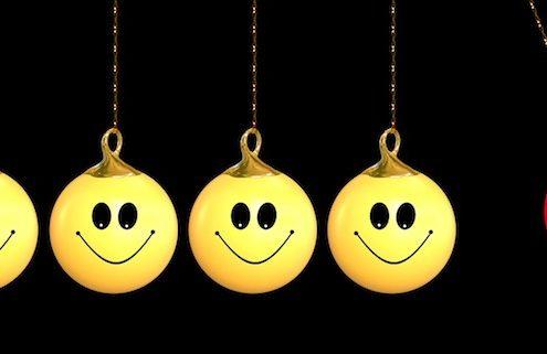 Sourire prelude bonheu