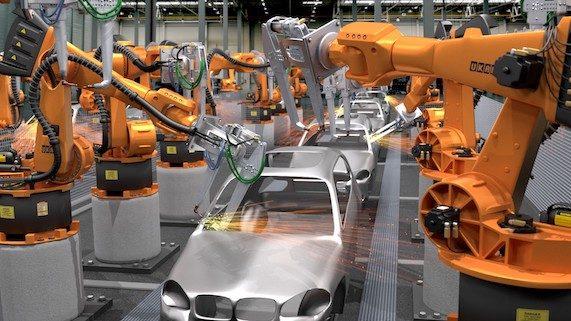 robot voiture montage